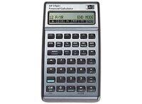 Hewlett Packard hp 17BII+  Business Professional Financial Calculator