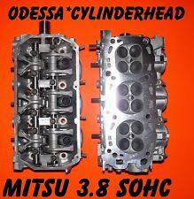 MITSU MONTERO ECLIPSE GALANT ENDEAVOR 3.8 SOHC 03-08 CYLINDER HEADS