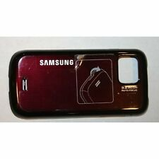 New OEM Samsung Mythic A897 Back Cover Battery Door Maroon