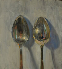 """Two Spoons"" by Duane Keiser"