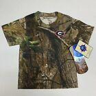 NWT 24 mos Georgia Bulldogs Realtree Camo T-Shirt Toddler Short Sleeve Shirt Tee
