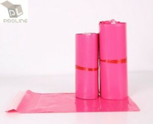 Any Size Poly Mailer Self Sealing Shipping Envelopes Mailing Bags Plastic 2.5Mil