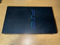 Sony PlayStation 2 Console PS2 - Black (SCPH-39001) CONSOLE ONLY - Cleaned