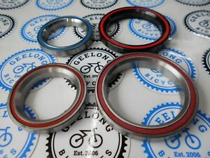 """Headset Bearing 1 1/8"""" or 1.5"""" Bicycle bmx road mtb 41.0 41.8 51.8 52mm Campy"""