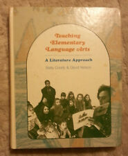 Teaching Elementary Language Arts: A Literature Approach by B. Coody