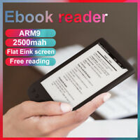 "6"" Electronic Ink Screen Digital Ebook Reader Built In 8GB Support 32GB TF Card"