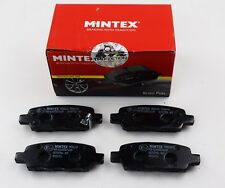 MINTEX REAR  BRAKE PADS FOR INFINITI FIT NISSAN RENAULT MDB2261 FAST DISPATCH