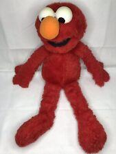 Rare Vintage Applause Sesame Street ELMO Jumbo Large Plush Toy Jim Henson 1988