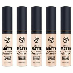 W7 Matte Made In Heaven Concealer (Choose Your Shade)