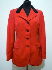 MABRUN VINTAGE '70 Giacca Donna Lana Wool Woman Jacket Sz.S - 40