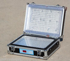 Double Sides UV Light Exposure Machine UV Photosensitive Plate PCB Exposure Box
