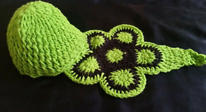 Baby Newborn Boy or Girl Crochet Knit Costume Photo Photography Prop Outfit
