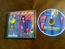 On The Brink Return of the Instro-Hipsters compilation CD Very Good PCCD7003