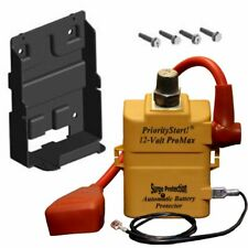 Priority Start 12-Volt ProMax Automatic Battery Protector bundle with Holster