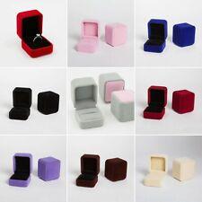 Velvet Jewelry Presentation Box