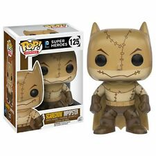 FUNKO POP! VINYL DC SUPER HEROES: Scarecrow Impopster No.125 FUN10780-IN STOCK