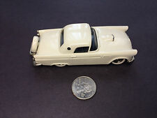 BROOKLIN Models 1956 Ford Thunderbird Hard Top Near Mint No Box 1:43 Scale White