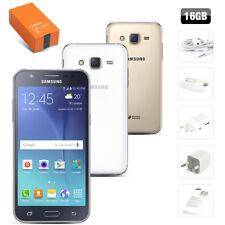 Neu Versiegelt Ohne Simlock SAMSUNG Galaxy J5 J500F Schwarz Weiß Gold Handy