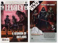 Star Wars Legacy #14 (NM 9.4) 1st app Gunn Yage & Kee 2007 Dark Horse Comics