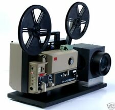 ELMO Super 8 Sound Movie Projector Unit, Telecine Video Transfer