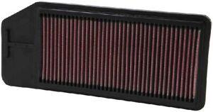 K&N Hi-Flow Performance Air Filter 33-2276 fits Honda Accord Euro 2.4 (CL9)