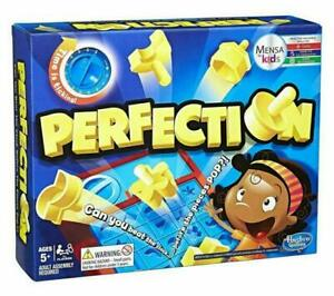 Hasbro Mensa For Kids C0432102 Perfection Timer Pop Game