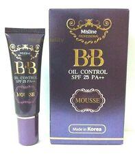 MISTINE BB OIL CONTROL FOUNDATION MOUSSE SPF 25 PA ++