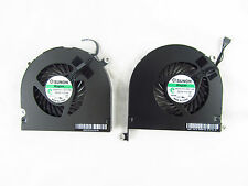 "GENUINE Macbook Pro 17"" A1297 Thermal Cooling Fan Left & Right 2009-2011 NEW"