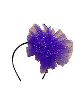 80s Alice Hair Band Neon Tutu Net Bow Hen Party Hairband Madonna 80's headband