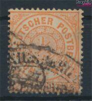 Norddeutscher Postbezirk 15 Pracht gestempelt 1869 Groschenwährung (9295739
