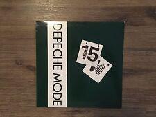 """Depeche Mode – Little 15 12"""" Single UK Mute – 12 LITTLE 15"""