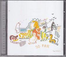 Crosby, Stills, Nash & Young-so far, CD NUOVO