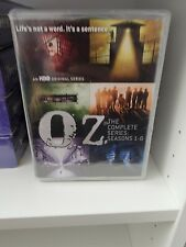 Oz: Complete Series [New DVD] Boxed Set new