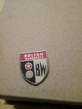 Bolton Wanderers vintage badge