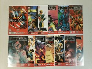 Wolverine #1-13 Complete Volume 5 2013-2014 MARVEL Comics NM-/NM
