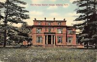 Albany New York~Rensselaer County~Beverwyck~Forbes Manor House~1911 Postcard