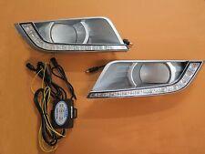 LED Daytime Running Light Day Light For Ford Ranger T6 Minor Change XLT 15 16 17