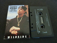 MARKY MARK AND THE FUNKY BUNCH WILDSIDE RARE CASSETTE SINGLE IN CARD SLEEVE!