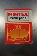 NEW MINTEX MDB1431AF BRAKE PADS KIT FOR HONDA CIVIC 1988-2000