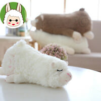 Colorful Kawaii Alpaca Llamas Arpakasso Soft Plush Toy Doll Stuffed Toy Gifts