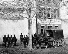 Slave Auction House #2 Photo 8X10 - Alexandria VA 1865 - Buy Any 2 Get One FREE