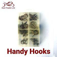 77pc HANDY HOOKS ASSORTMENT, CUP HOOK, SQUARE HOOK, SCREW EYE