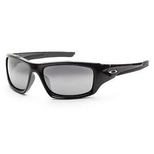 Oakley Men's OO9236-01-60 Valve 60mm Polished Black Sunglasses