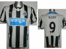 2013-14 FC Newcastle United RUFF #9 Home Football Shirt koszulka piłkarska - M