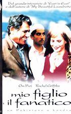 Mio figlio il fanatico (2001) VHS CDE Om Puri Rachel Griffith Udayan Prasad