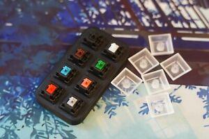 8 x Cherry MX Mechanical Keyboard Switch Tester
