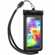 Pro WP1B waterproof phone case for Net10 ZTE Valet Majesty Savvy Midnight cell