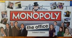 Monopoly The Office Collectors Edition. Brand New Sealed