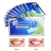 28 x Advanced Teeth Whitening Strips Professional White Tooth Home Bleaching Kit