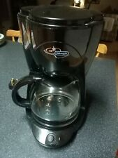 Delonghi coffee percolator machine used